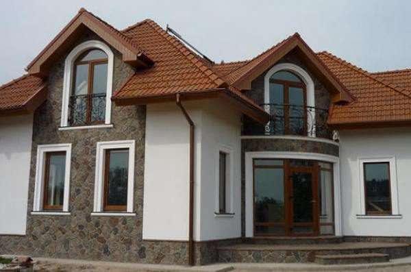 Выбор и особенности использования фасадных шпаклевок