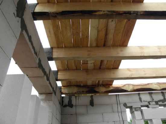 Как сделать черновой потолок в частном доме фото 898