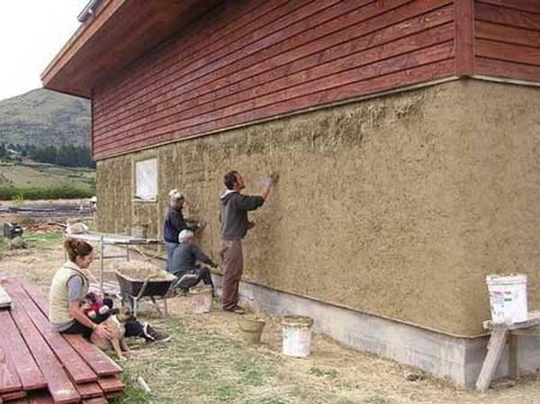 Как оштукатурить деревянный дом своими руками 93