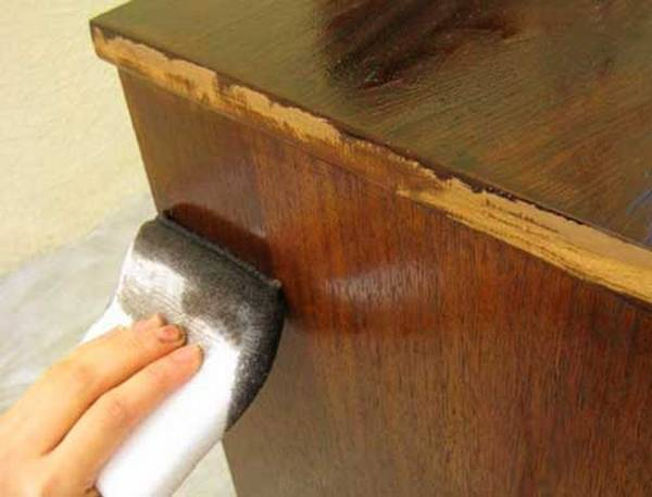 Можно ли покрасить дсп мебель краской