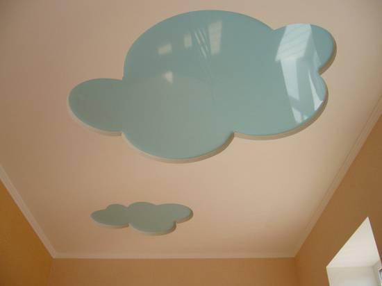Как сделать облако из гипсокартона