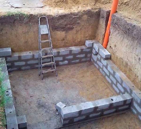 Как сделать опалубку для погреба своими руками 23